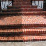 Clean Front Porch