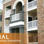 Commercial-Residential Complex.Pressure-Washing