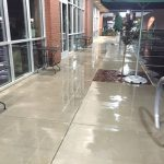 Shopping Complex Steam Cleaning Pressure Washing