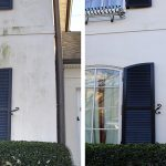 Stucco house wash before_after.4